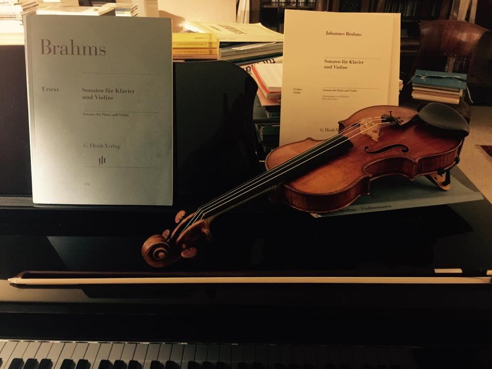 Brahms-Sonaten