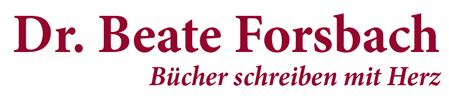 Dr. Beate Forsbach Logo